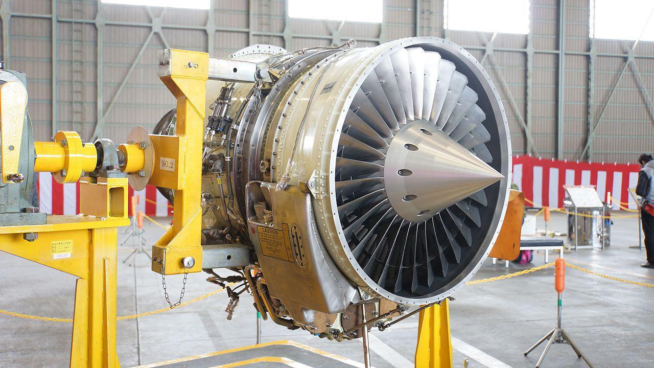 tfe731 Turbine Engine