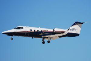 The Learjet 55 also used the TFE731-3 engine.