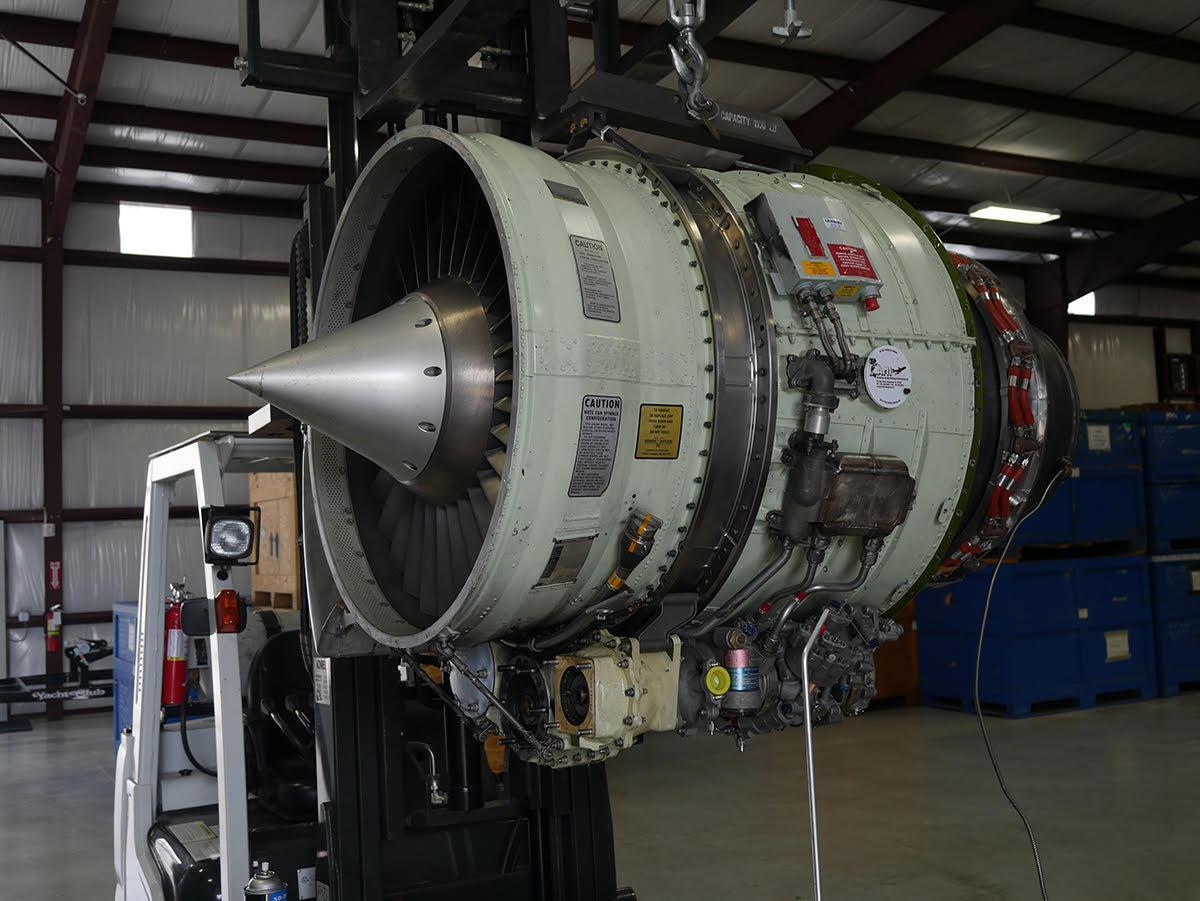 TFE731 engine