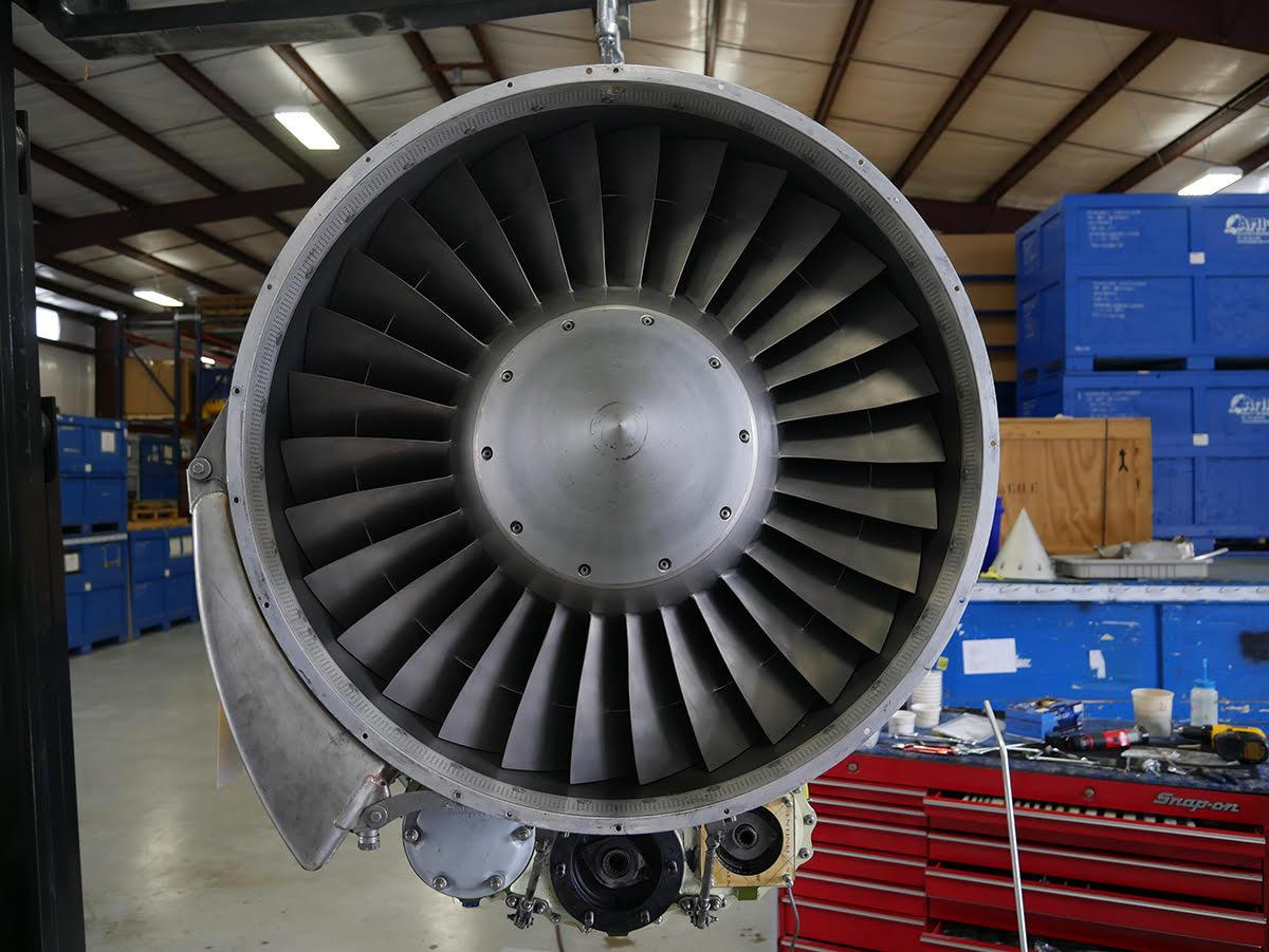 tfe731 Turbine Engine